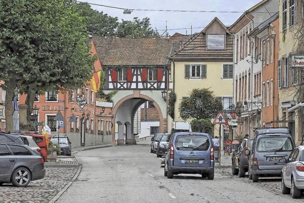Innenstadt - Kenzingen