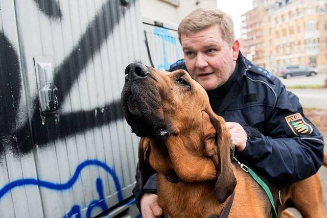 Im Fall des Neuenburger Feldmords haben auch Hunde ermittelt
