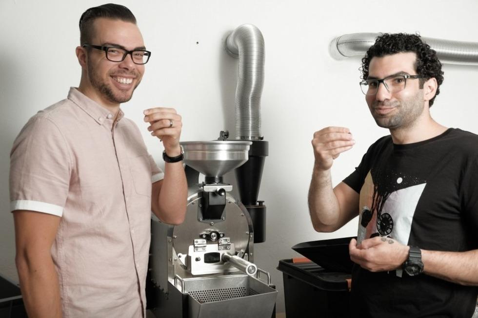 Uncharted Grounds Kaffeerösterei - Kandern