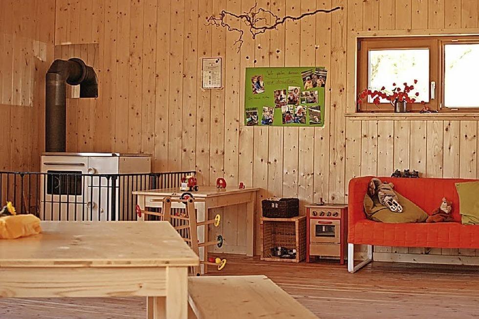 Waldkindergarten am Einbollen - Denzlingen
