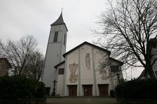 Kath. Pfarrkirche St. Leodegar (Oberschopfheim)