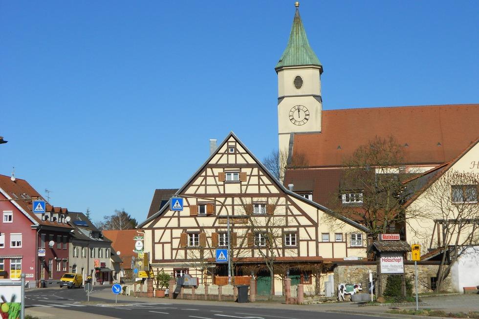 Kath. Kirche St. Leodegar - Schliengen