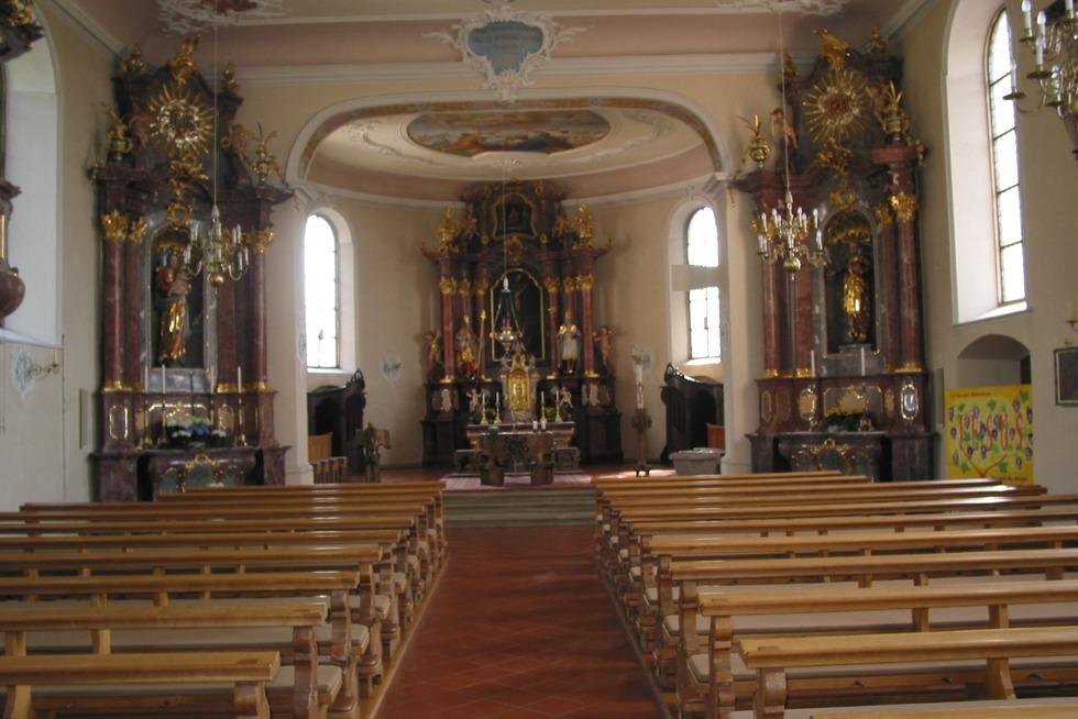 Pfarrkirche St. Leodegar und Marzellus (Hänner) - Murg
