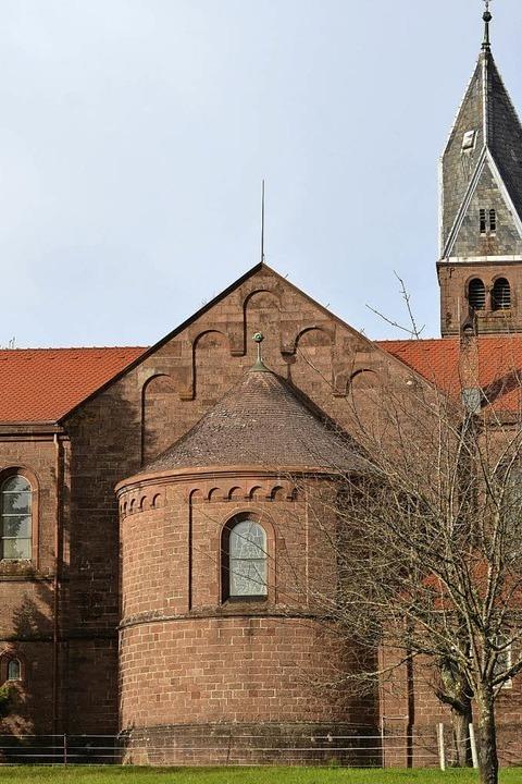 Ev. Kirche (Mußbach) - Freiamt