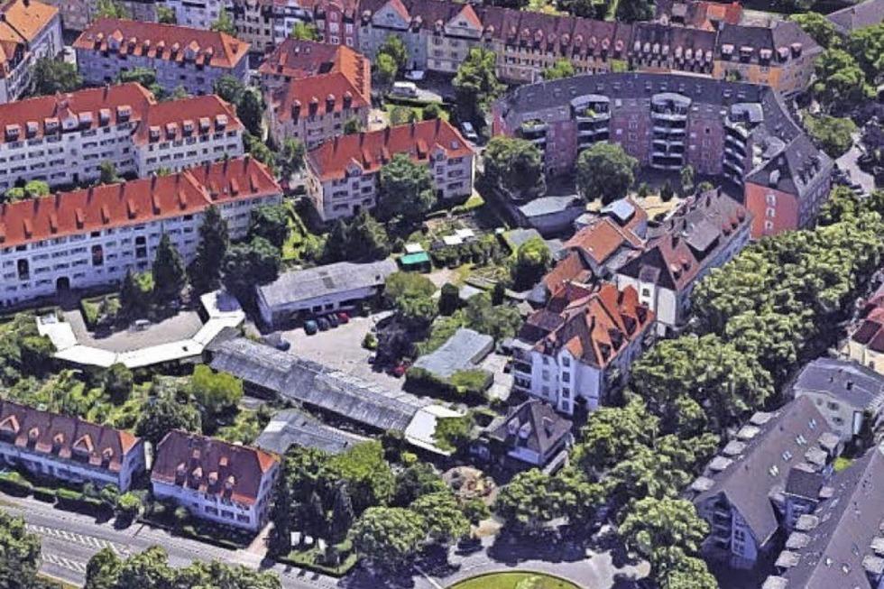 Tennenbacherstraße - Freiburg