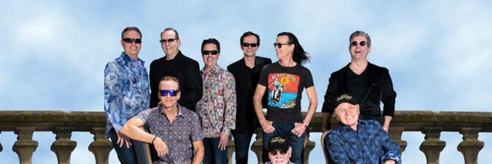 The Beach Boys treten beim Zelt-Musik-Festival auf