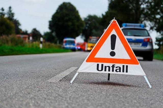 B31 nach Frontalunfall mit Lkw im Höllental wieder frei
