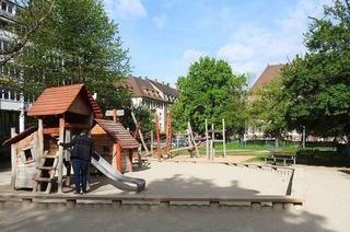 Spielplatz am Stühlinger Kirchplatz
