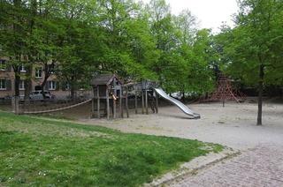 Spielplatz am Alten Wiehrebahnhof