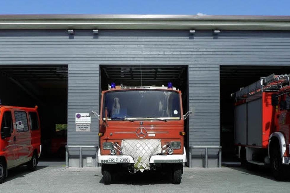 Feuerwehrgerätehaus - Wittnau