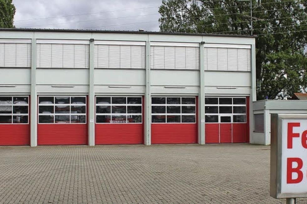Feuerwehrgerätehaus - Bötzingen