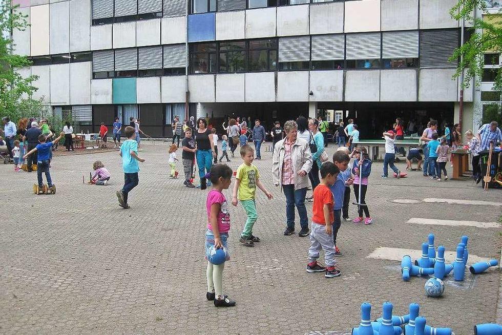 Gerhard-Jung-Schule - Zell im Wiesental
