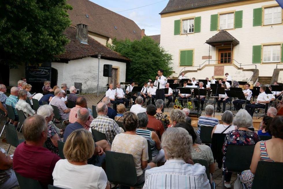 Pfarrhof St. Erasmus - Ballrechten-Dottingen