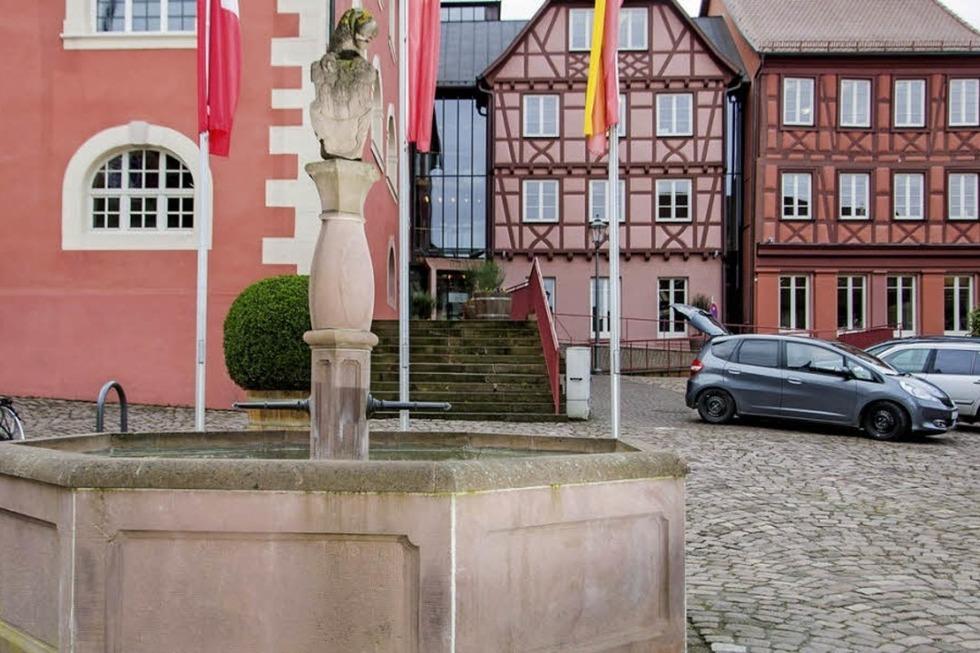 Am Bärenbrunnen - Ettenheim