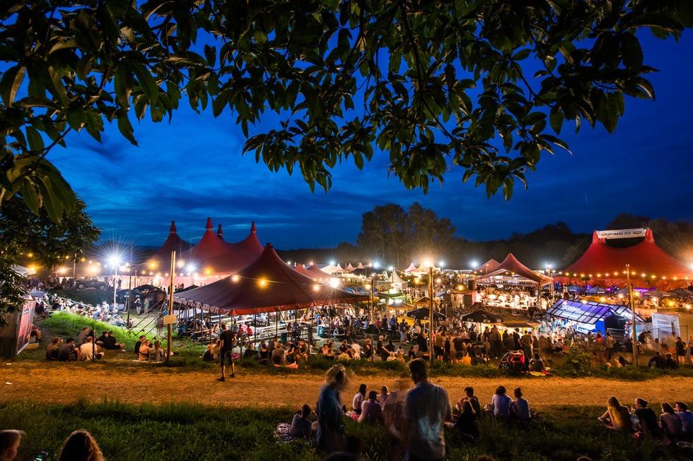 Zelt-Musik-Festivalgelände - Freiburg