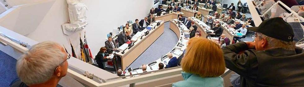 Einer von 48: Wer sitzt im Freiburger Gemeinderat?