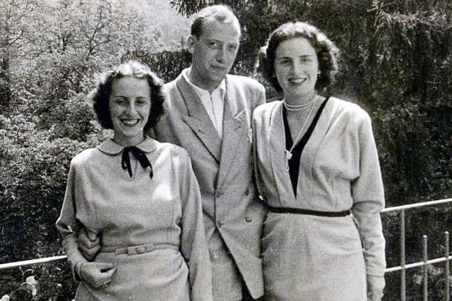 Wie die jüdische Fabrikantentochter Ilse Schad aus Lahr die Nazizeit überlebte