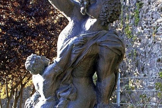 Dionysos und Bacchus stehen für Wein, Genuss und Ekstase