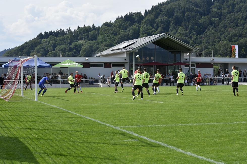 Sportplatz SV Ebnet - Freiburg