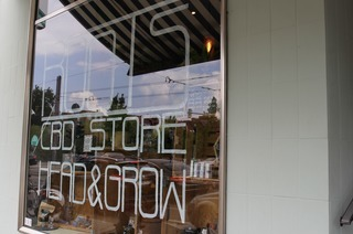 Hanfladen Roots CBD Store