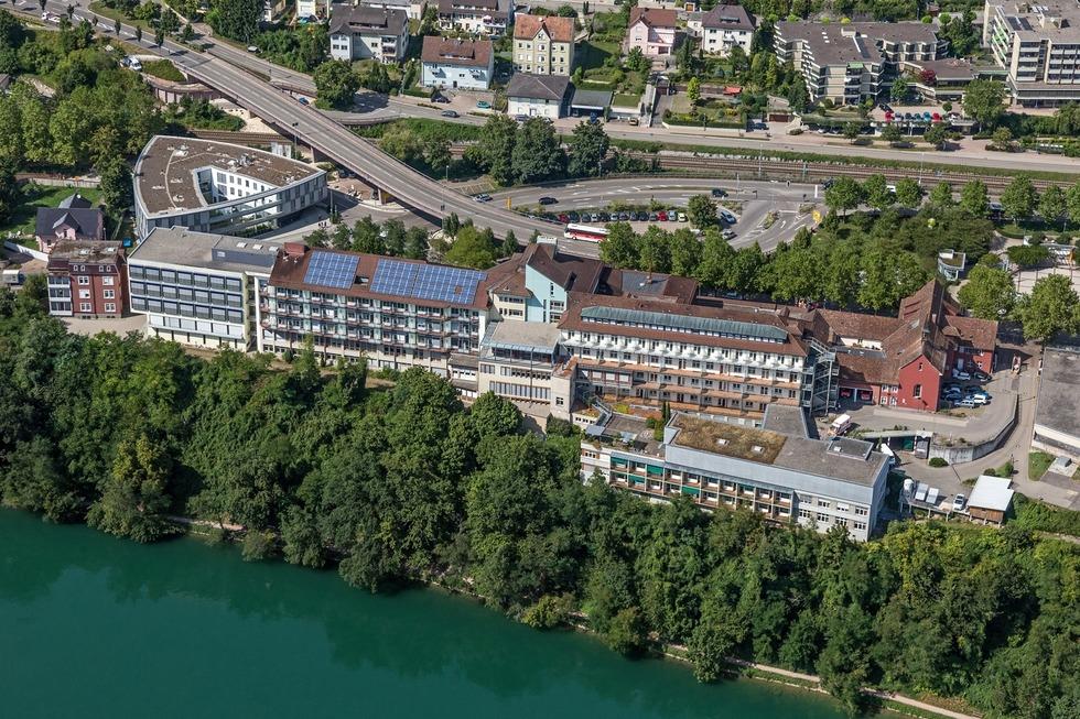 Spital Klinikum Hochrhein - Waldshut-Tiengen