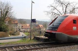 Bahnhof Beuggen