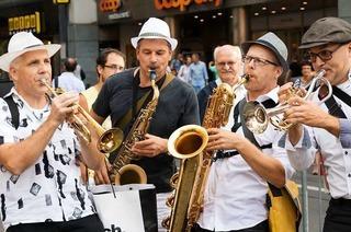 """Das erwartet die Besucher bei""""EM Bebbi sy Jazz"""" in Basel"""