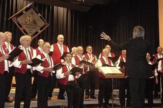 Sommerhock des MGV Buchenbach mit New-Brass Band