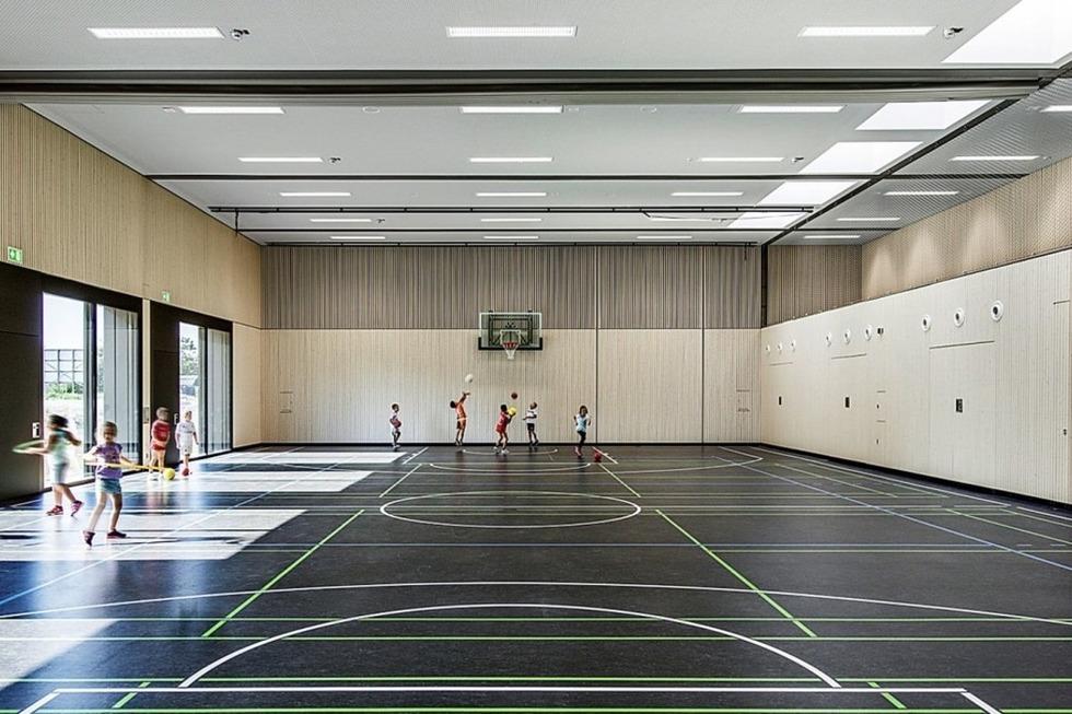 Mehrzweckhalle Tumringen - Lörrach