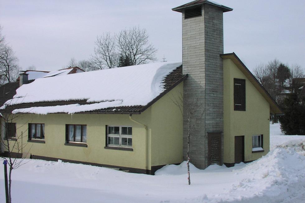 Feuerwehrgerätehaus Segeten - Görwihl