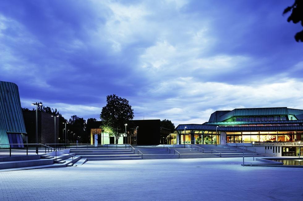Schwabenlandhalle - Fellbach