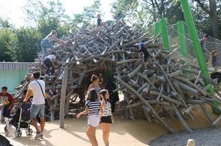 Spielplatz Lange Erlen