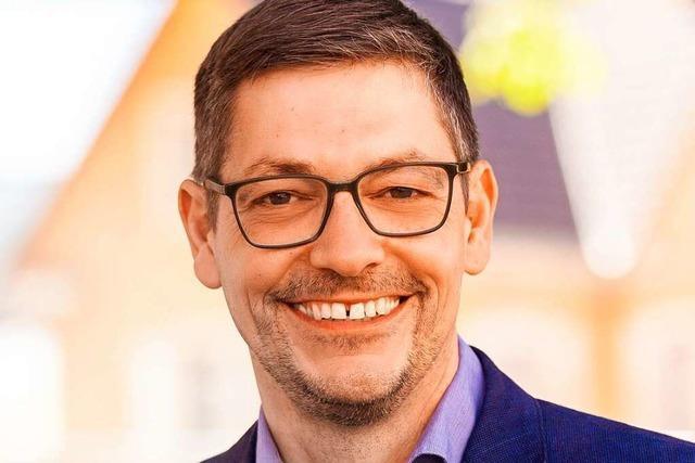 Raphael Fechler kandidiert in Müllheim für das Amt des Bürgermeisters