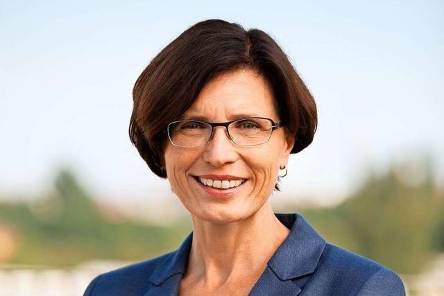 Kandidatin Christine Buchheit gibt Einblicke in ihr privates Fotoalbum