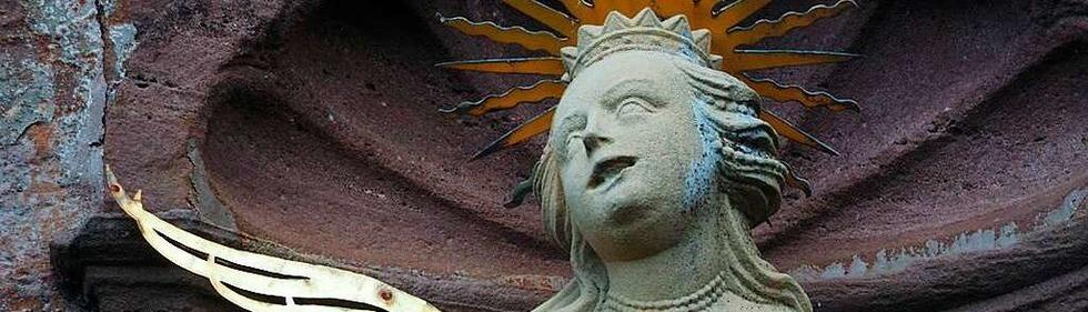 Unsere Heiligen - eine Spurensuche im Umland von Freiburg