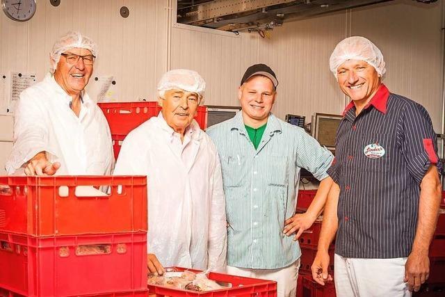 Regionale Produkte im Portrait: Metzgerei Linder aus dem Glottertal