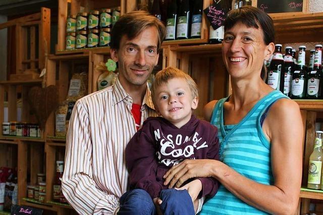 Casars Obstgarten in Denzlingen sucht den engem Kontakt zu den Kunden