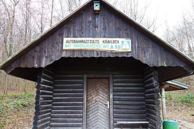 Krailochhütte (bei Degerfelden)
