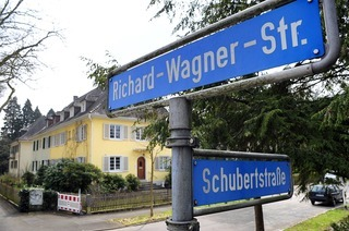 Richard-Wagner Straße (Herdern)