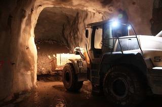 Mineralien-Bergwerk Sachtleben