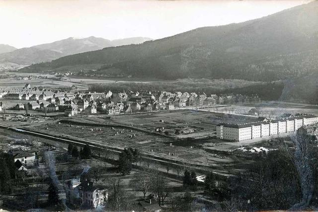 Bauhaus-Stil und ein neuer Stadtteil – wie die 1920er Freiburg nachhaltig veränderten