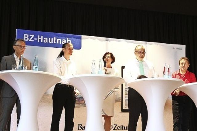 BZ-Speed-Dating zur Wahl