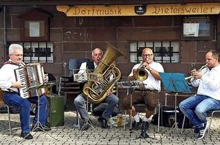 Dorfmusik Dietersweiler in Endingen