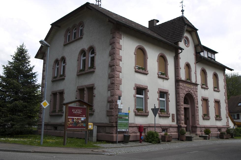 Rathaus (Oberwinden) - Winden im Elztal
