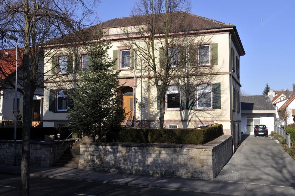 Rathaus Tiengen - Freiburg
