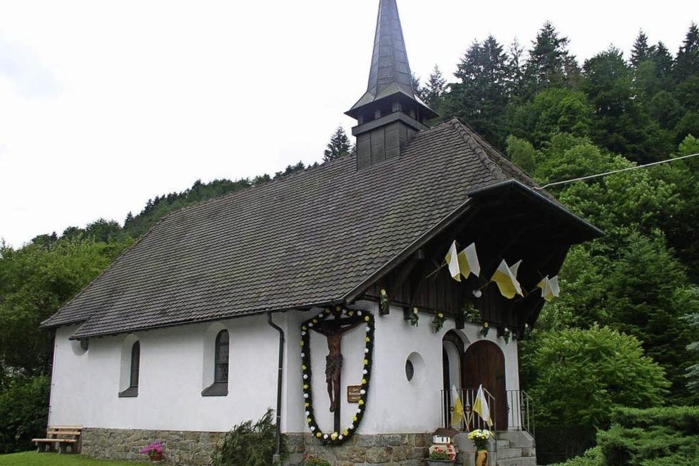 Antoniuskapelle (Rotenbuck) - Münstertal