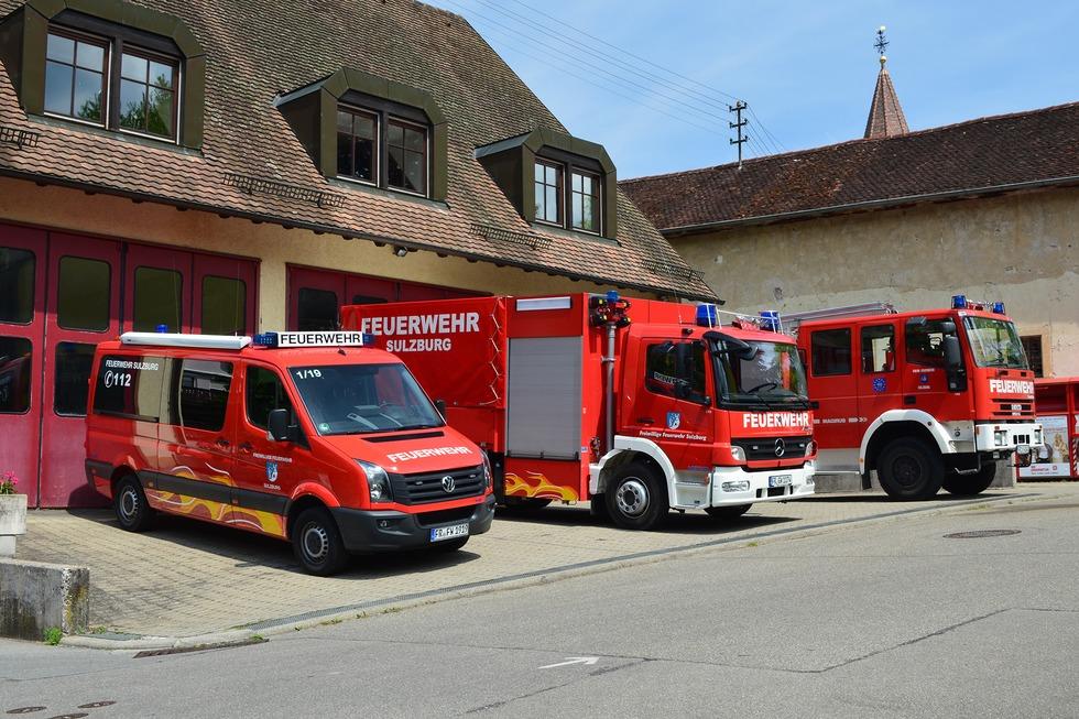 Feuerwehrgerätehaus - Sulzburg