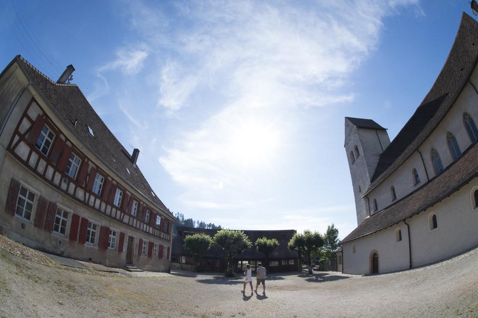 Klosterplatz - Sulzburg