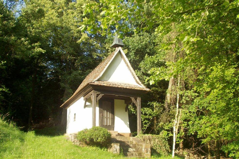Sulzbachtalkapelle - Lahr
