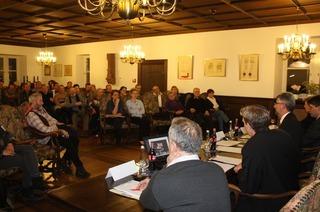 Bürgersaal im Alten Schloss